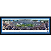 Blakeway Panoramas Kentucky Wildcats Framed Panorama Poster