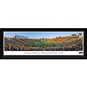 Blakeway Panoramas Missouri Tigers Framed Panorama Poster