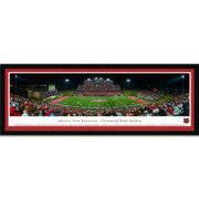 Blakeway Panoramas Arkansas State Red Wolves Framed Panorama Poster