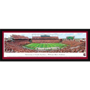 Blakeway Panoramas South Carolina Gamecocks Framed Panorama Poster