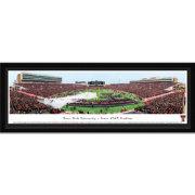 Blakeway Panoramas Texas Tech Red Raiders Framed Panorama Poster