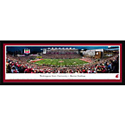 Blakeway Panoramas Washington State Cougars Framed Panorama Poster