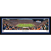 Blakeway Panoramas Denver Broncos Framed Panorama Poster