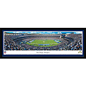 Blakeway Panoramas Los Angeles Chargers Framed Panorama Poster