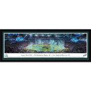 Blakeway Panoramas Super Bowl LII Champions Philadelphia Eagles Select Framed Panorama Poster
