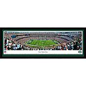 Blakeway Panoramas New York Jets Framed Panorama Poster