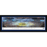 Blakeway Panoramas Seattle Seahawks Framed Panorama Poster