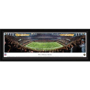Blakeway Panoramas New Orleans Saints Framed Panorama Poster