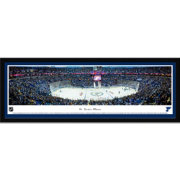 Blakeway Panoramas St. Louis Blues Framed Panorama Poster