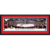 Blakeway Panoramas 2018 Stanley Cup Champions Washington Capitals Deluxe Framed Panorama Poster