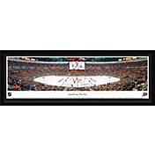 Blakeway Panoramas Anaheim Ducks Framed Panorama Poster