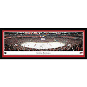 Blakeway Panoramas Carolina Hurricanes Framed Panorama Poster