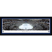 Blakeway Panoramas Winnipeg Jets Framed Panorama Poster