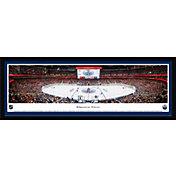 Blakeway Panoramas Edmonton Oilers Framed Panorama Poster