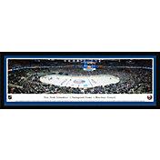 Blakeway Panoramas New York Islanders Framed Panorama Poster