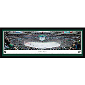 Blakeway Panoramas Dallas Stars Framed Panorama Poster