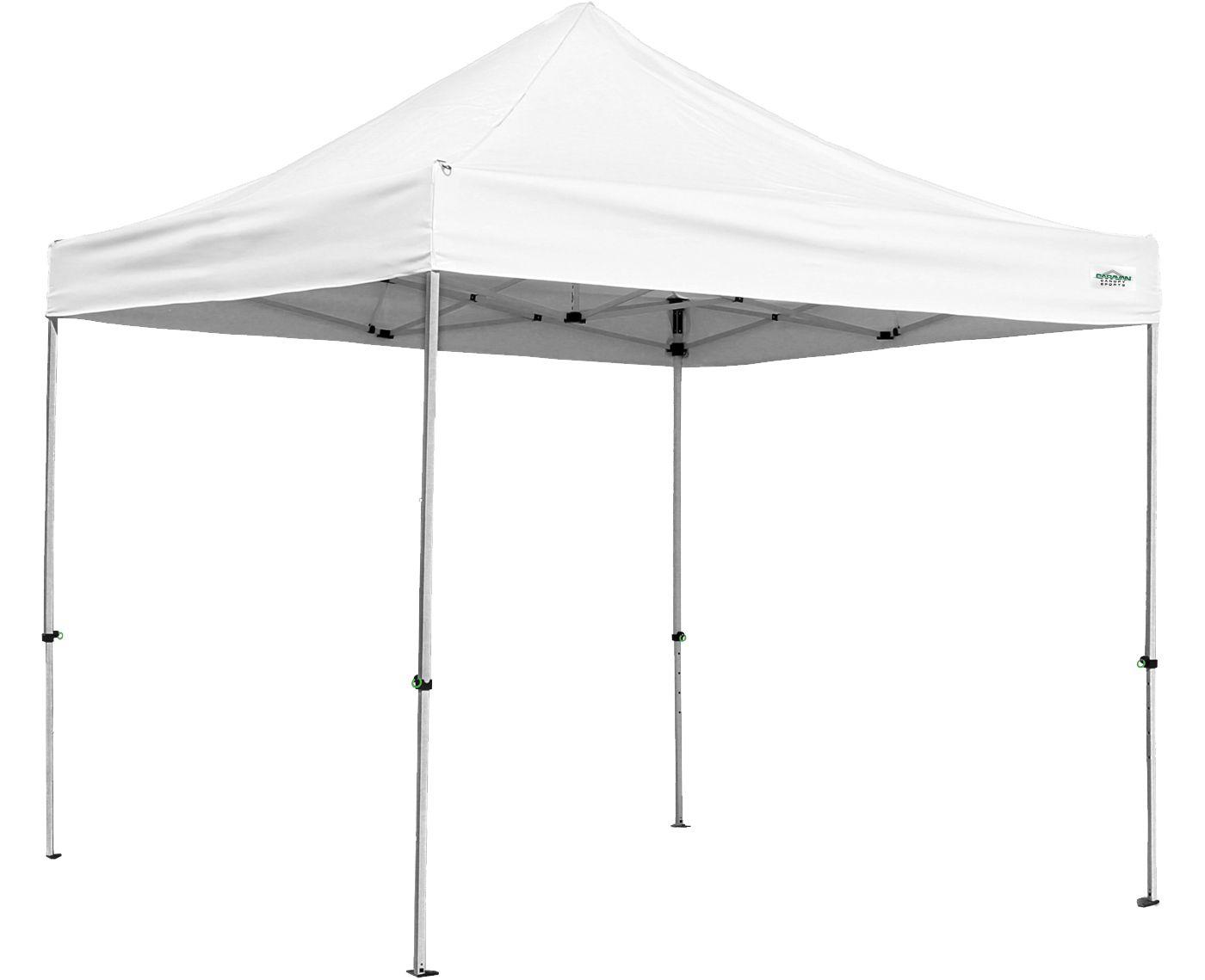 Caravan Canopy 10' x 10' AlumaShade Deluxe Canopy