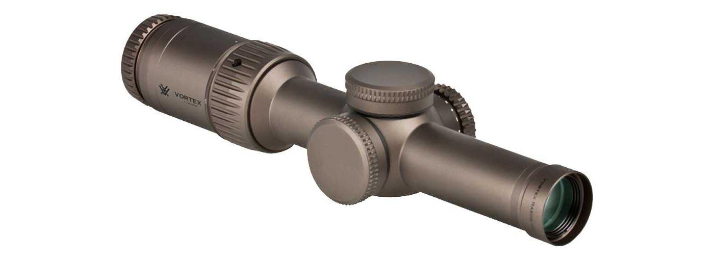 Vortex Razor HD Gen II-E 1-6x24 Riflescope – JM-1 BDC Reticle