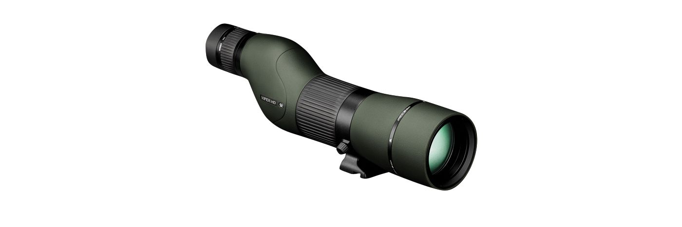 Vortex Viper HD 15-45x65 Spotting Scope – Straight