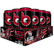 Bang Super Creatine Energy Drink Black Cherry Vanilla 12-Pack Case