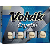 Volvik 2018 Crystal Personalized Golf Balls