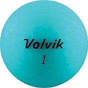 Volvik 2018 VIVID Matte Jade Personalized Golf Balls
