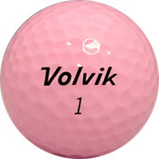 Volvik DS 55 Pink Golf Balls
