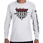 Winchester Men's Shotgun Logo Long Sleeve Shirt