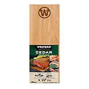WESTERN BBQ Cedar Grilling Planks