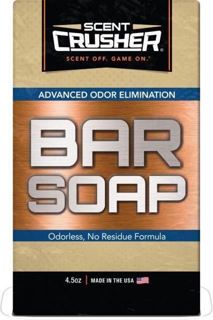 Scent Crusher Bar Soap 4.5 oz.