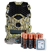Wildgame Innovations Mirage Lightsout Trail Camera Package – 18MP