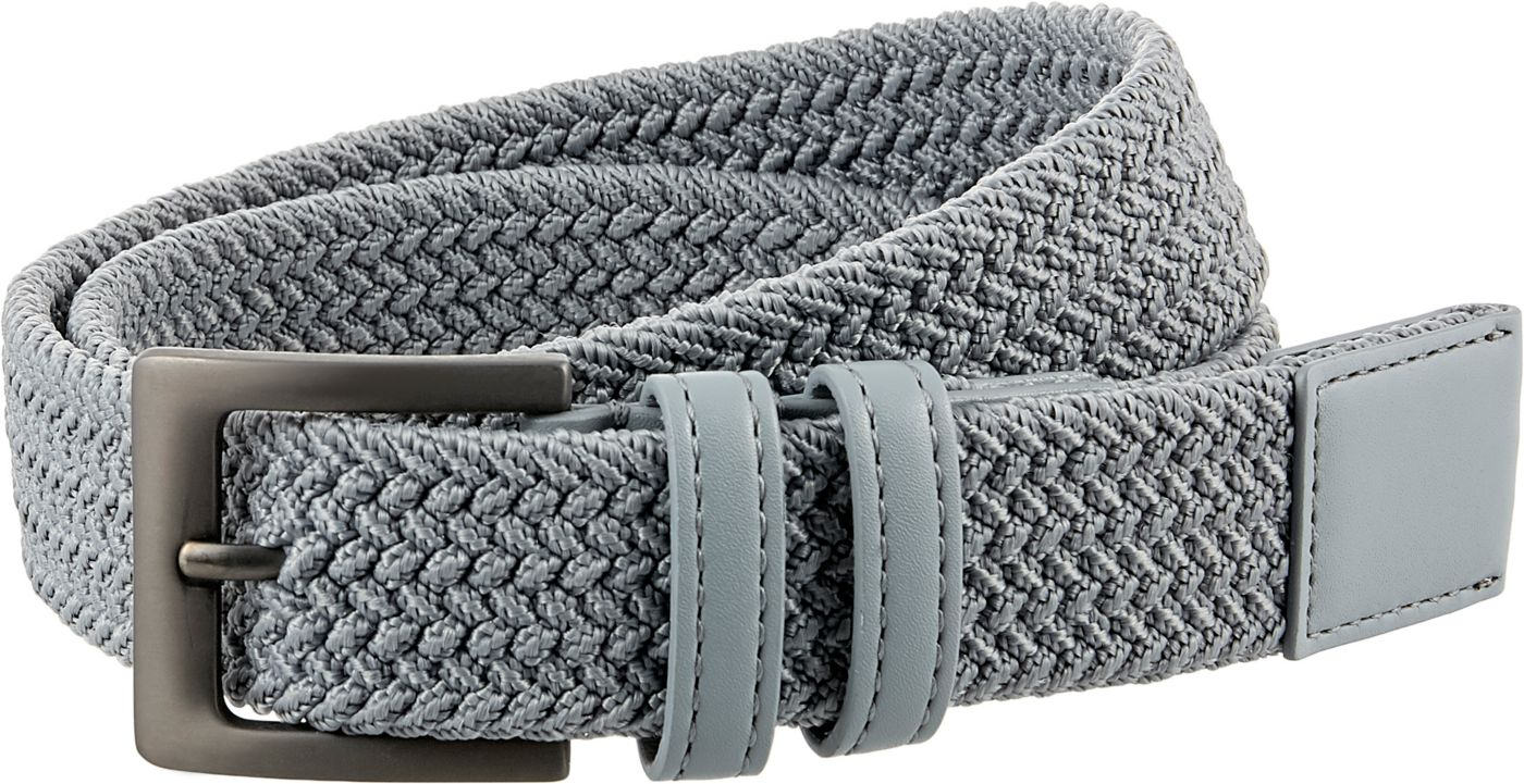 Walter Hagen Men's Braided Belt