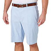 Walter Hagen Men's Perfect 11 Gingham Golf Shorts