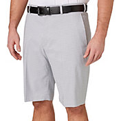 Walter Hagen Men's 11 Majors Gingham Golf Shorts