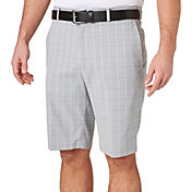 Walter Hagen Men's Perfect 11 Plaid Golf Shorts
