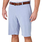 Walter Hagen Men's 11 Majors Textured Golf Shorts