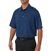 Walter Hagen Men's Speckle Space Dye Golf Polo