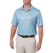 Walter Hagen Men's Essential Oval Printed Golf Polo