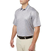Walter Hagen Men's Tonal Camo Print Golf Polo