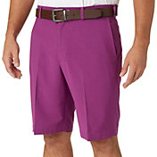 Walter Hagen Men's Textured Grid Golf Shorts