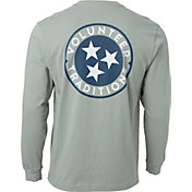 Volunteer Traditions Men's Tennessee Tristar Long Sleeve Shirt