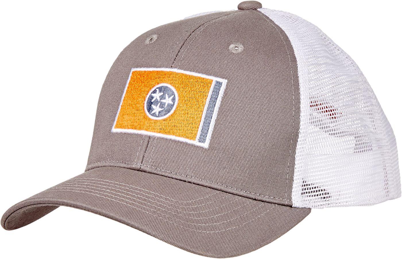 Volunteer Traditions Men's TN Flag Promesh Hat