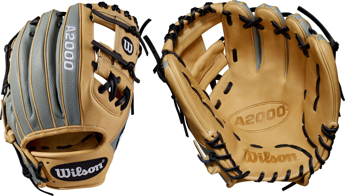 Wilson 11.25'' A2000 SuperSkin Series 1788 Glove