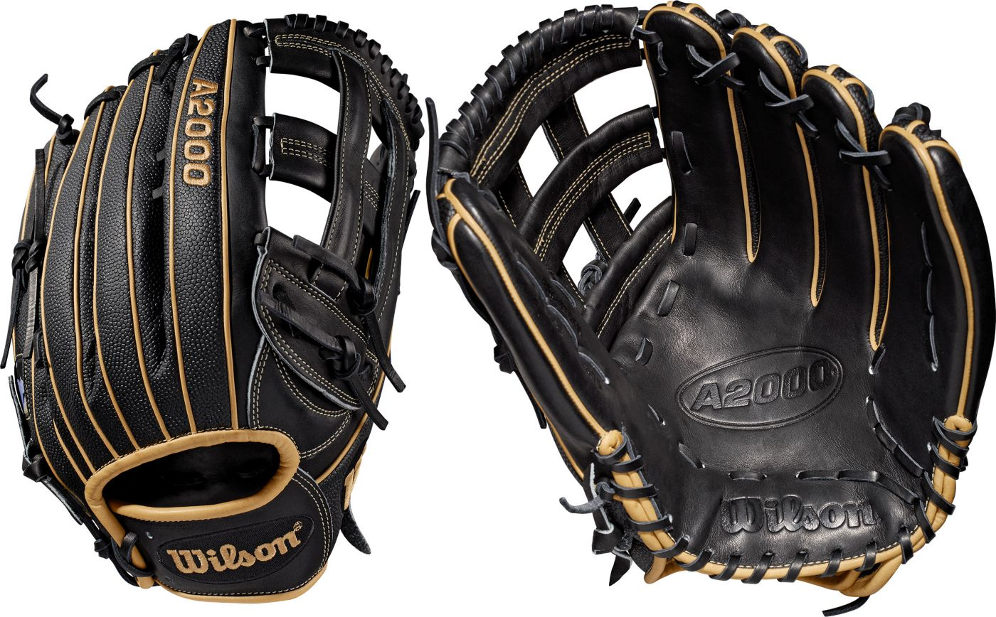 Wilson 12.75'' A2000 SuperSkin Series 1799 Glove 2019
