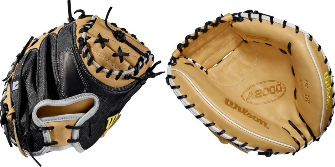 Wilson 335 A2000 Superskin Series Catchers Mitt