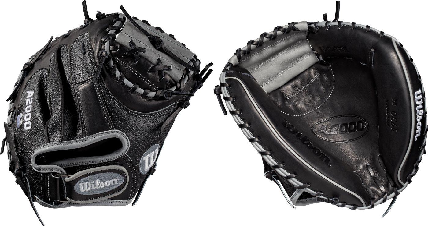 Wilson 34'' A2000 SuperSkin Series 1790 Catcher's Mitt 2019