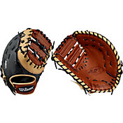 Wilson 12.5'' A2K SuperSkin Series 1617 First Base Mitt 2019