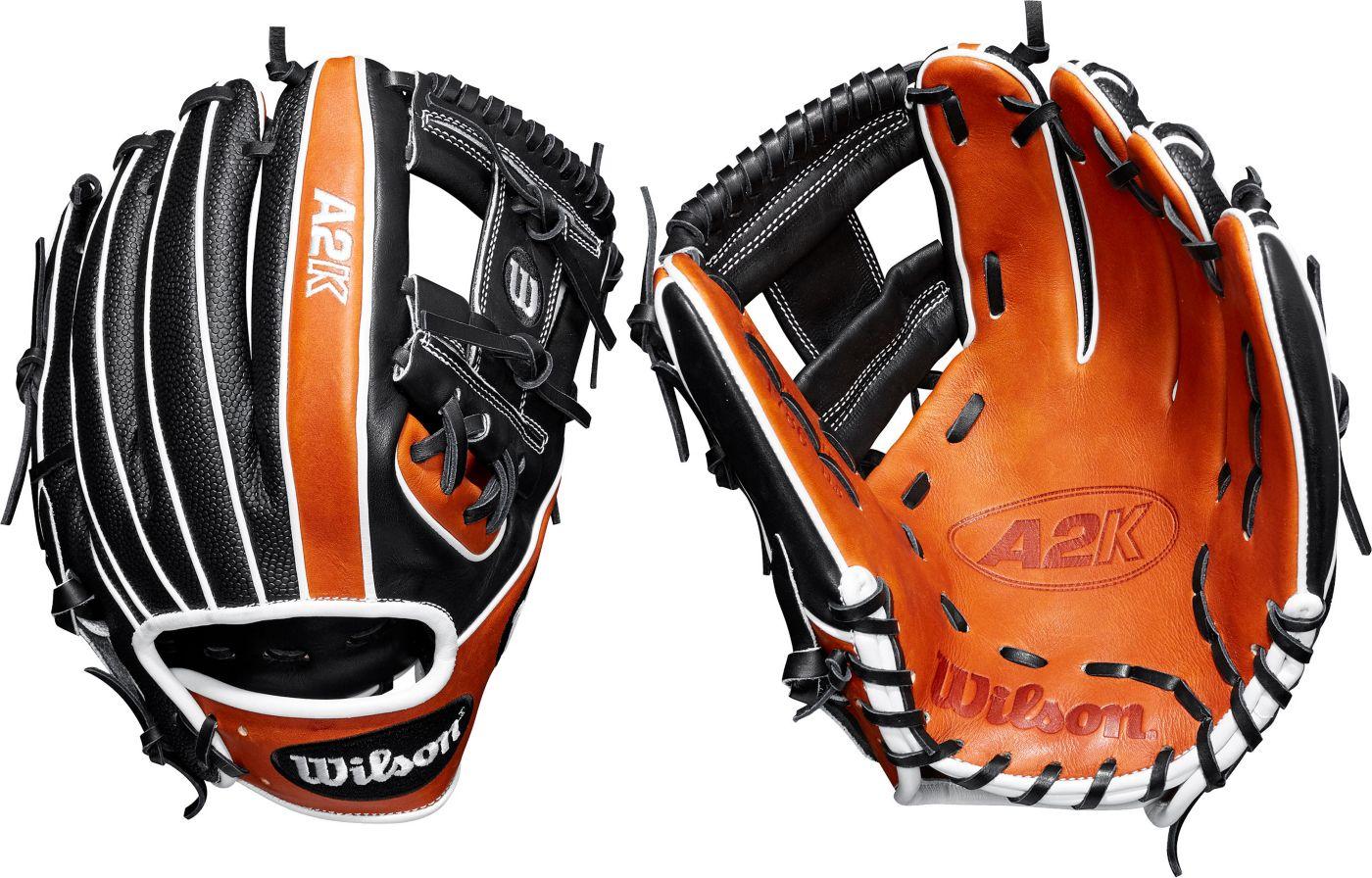 Wilson 11.5'' A2K SuperSkin Series 1786 Glove 2019