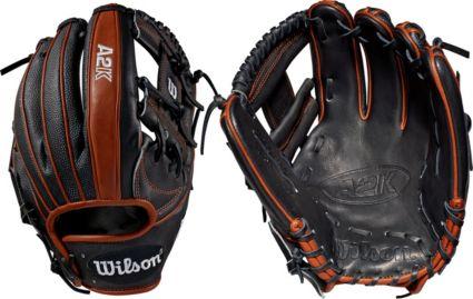 Youth glove size chart baseball