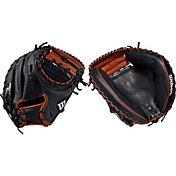 Wilson 33.5'' A2K SuperSkin Series M2 Catcher's Mitt 2019